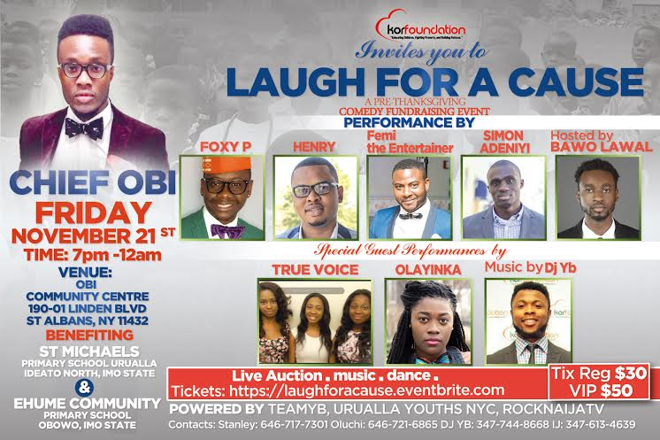 laugh for a cause1
